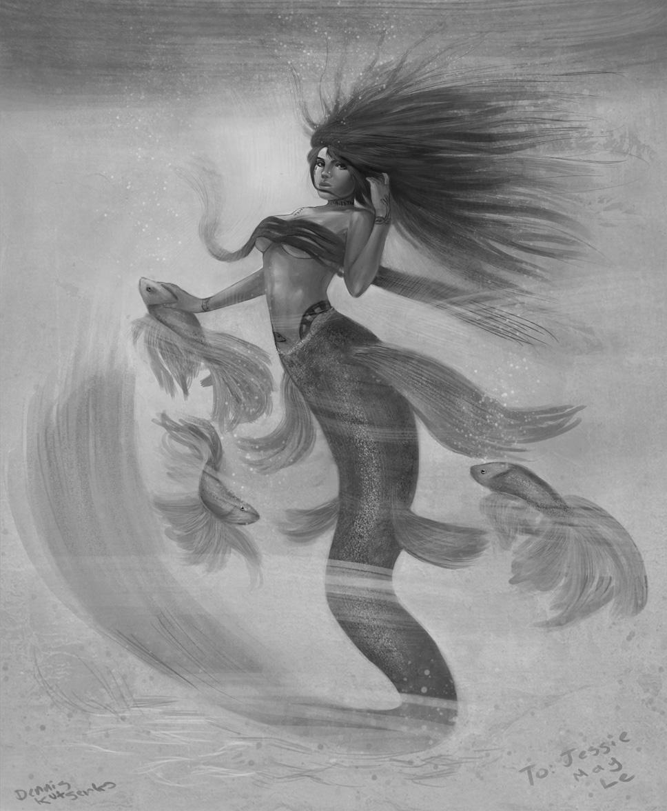 [Image: MermaidGray.jpg]
